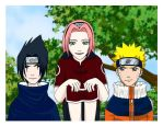 Team 7 - Those Years by AtlantisForester