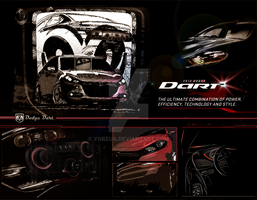 Dodge Inspired by Me Contest 2012_C by Yorzua