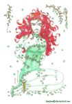 Request: Poison Ivy-tied and gagged. by Bluesoul1