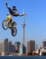 Motard Race Toronto by demi2004
