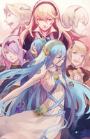 Fire Emblem Fates: Conquest by OXMiruku