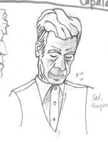 12th Doctor, Peter Capaldi -- WIPa: sketch by ashley-f