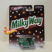 HOT WHEELS 2014 POP CULTURE Milky Way BREAD BOX by idhotwheels