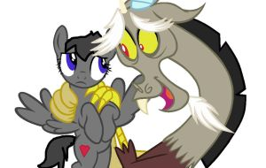 Discord, I'm never being your friend. by MLPalice