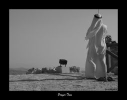 Prayer Time by nmajali