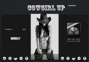 Cowgirl Up by SassyMrsK