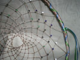 Dream Catcher Blue and Green02 by ladyChanta