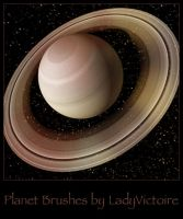 Planet Brushes 1 by LadyVictoire-Brushes