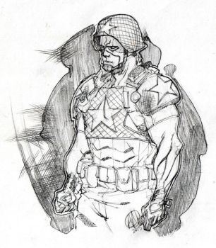 Ult Cap Pencils by TheAdrianNelson