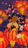 FMA - Dancing Lanterns by The-Replicant