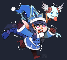 Winter Wonder Lulu by ChocoChaoFun