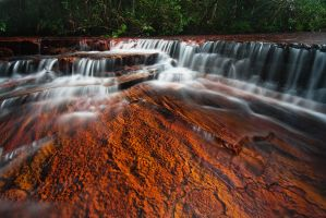 Fire Rock River by Jase036