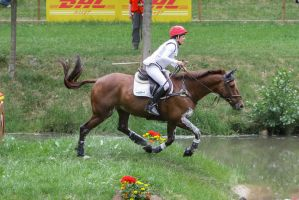 3DE Cross Country Water Obstacle Series XIII/14 by LuDa-Stock