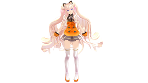 {MMD} TDA SeeU Ver2 {DL!} by Drindrence