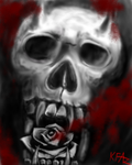 Skull by DoubtSide