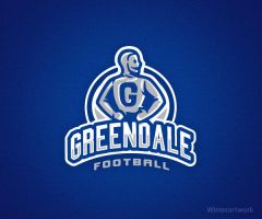 Greendale Football by Winter-artwork