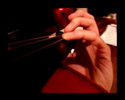 My Point of View- Violin by Nyneve2