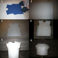 Wonderflex Chest Armor by majinwarwulf