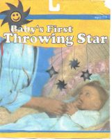 Baby's First Throwing Star by syntheticrelapse
