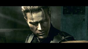 A. Wesker by RedDevil00