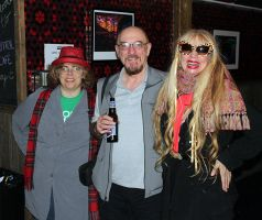 Anne Leighton, Ian Anderson, Phoebe Legere by Wilcox660
