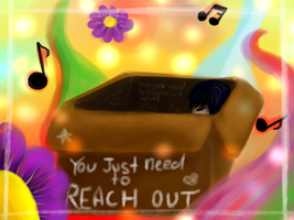 You just need to reach out by Manami-yukihara