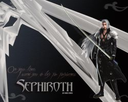 Sephiroth by one-winged-cerberus