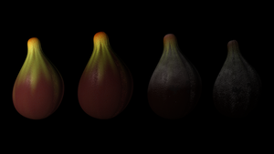 Procedural Fig Shader by thevictor2225