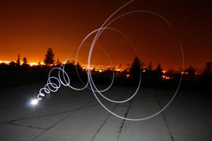 Swirl 2 Light Graffiti by bumbalo