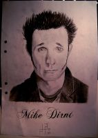 MIKE DIRNT by SniffGlue