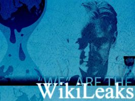 We Are The WikiLeaks by musical-ecstasy