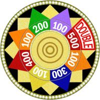 Melody Roulette wheel by wheelgenius