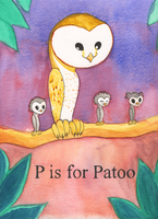 P is for Patoo by leotheyardiechick