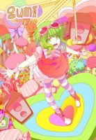 gumi_candy-candy by dinigaleri