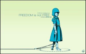 FREEDOM A.I. by minimalminds