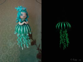 Jellies - Crystal Jelly by PoulpinetteCreations