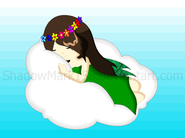 Asleep in the Clouds by ShadowMark158