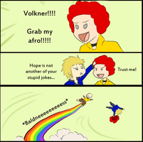 Volkner, grab my... by Alth-Io