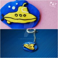 yellow submarine by Cielodise