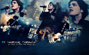 My Chem wallpaper 015 by saygreenday
