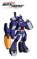 GALVATRON - ROBOT MODE by Bots-of-Honor