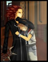 KH2:Don't leave me alone.. by DalilaGFX