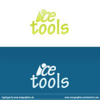 Ice Tools Logotype by Overgraphics