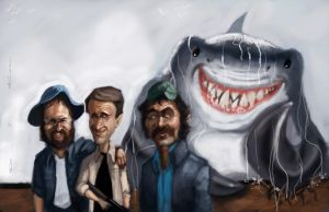Jaws by DevonneAmos
