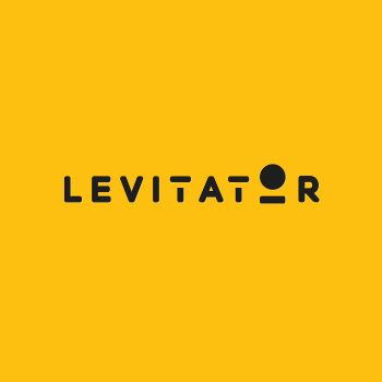 Levitator logo by playground011