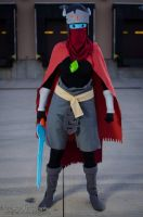 Hyper Light Drifter - Colossalcon 2014 by italktotherain