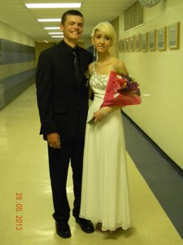 Miss Annapolis 2013 and her Escort by MidknightStarr