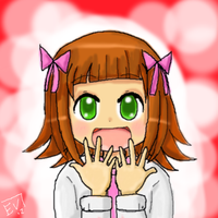 Hakura Amami with Deviantart Muro by EV133
