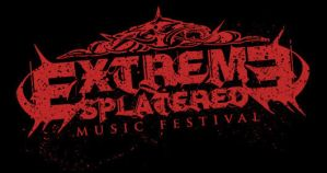 Extreme Music Fest Logotype by painsugar