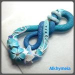 Legami in Blue by Alkhymeia
